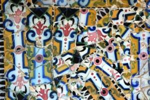 Parc Güell, Barcelona - detail