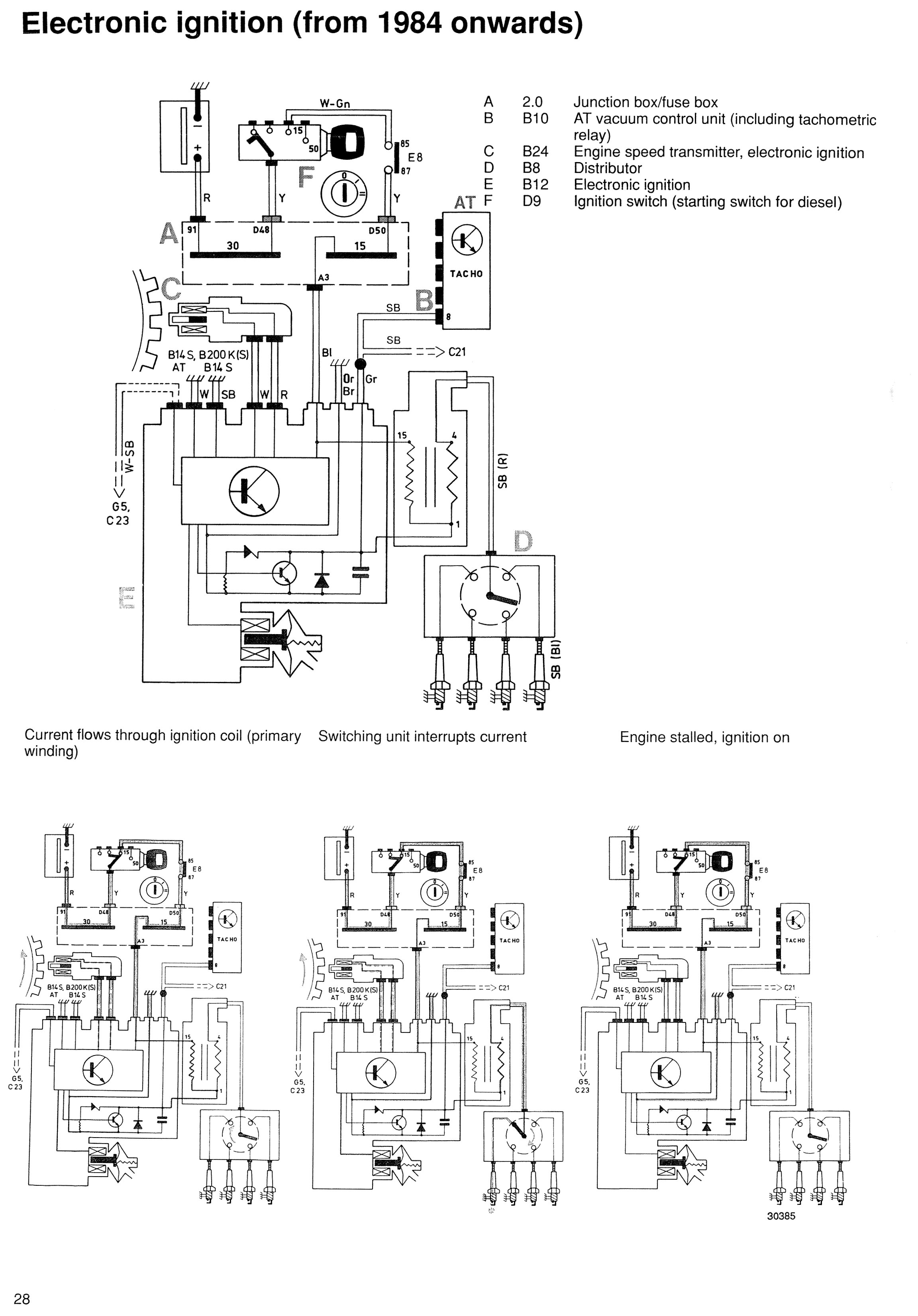 1993 honda civic d15 spark plug wire diagram