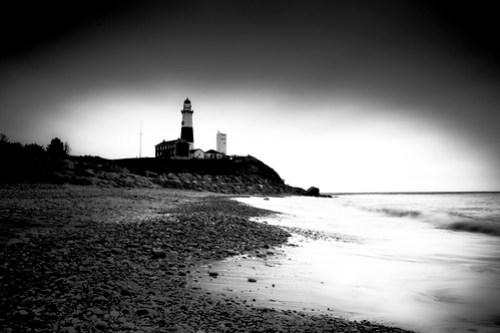 Montauk Point Lighthouse por Tim Drivas