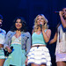 The Saturdays perform at The Girl Guides Big Gig, Birmingham, England, 31.03.12