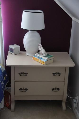 Before + After: antique dresser