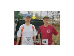 """2009-0328 Doug Williams & Chris Jaworski before start of Wurtsboro Mountain 30Kb • <a style=""""font-size:0.8em;"""" href=""""http://www.flickr.com/photos/71595979@N06/6469494733/"""" target=""""_blank"""">View on Flickr</a>"""