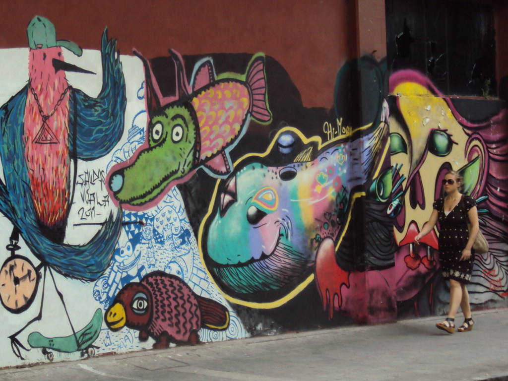 Arte Callejero Rosario The World S Best Photos Of Mural And Rosario Flickr Hive Mind