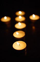 Lent votives