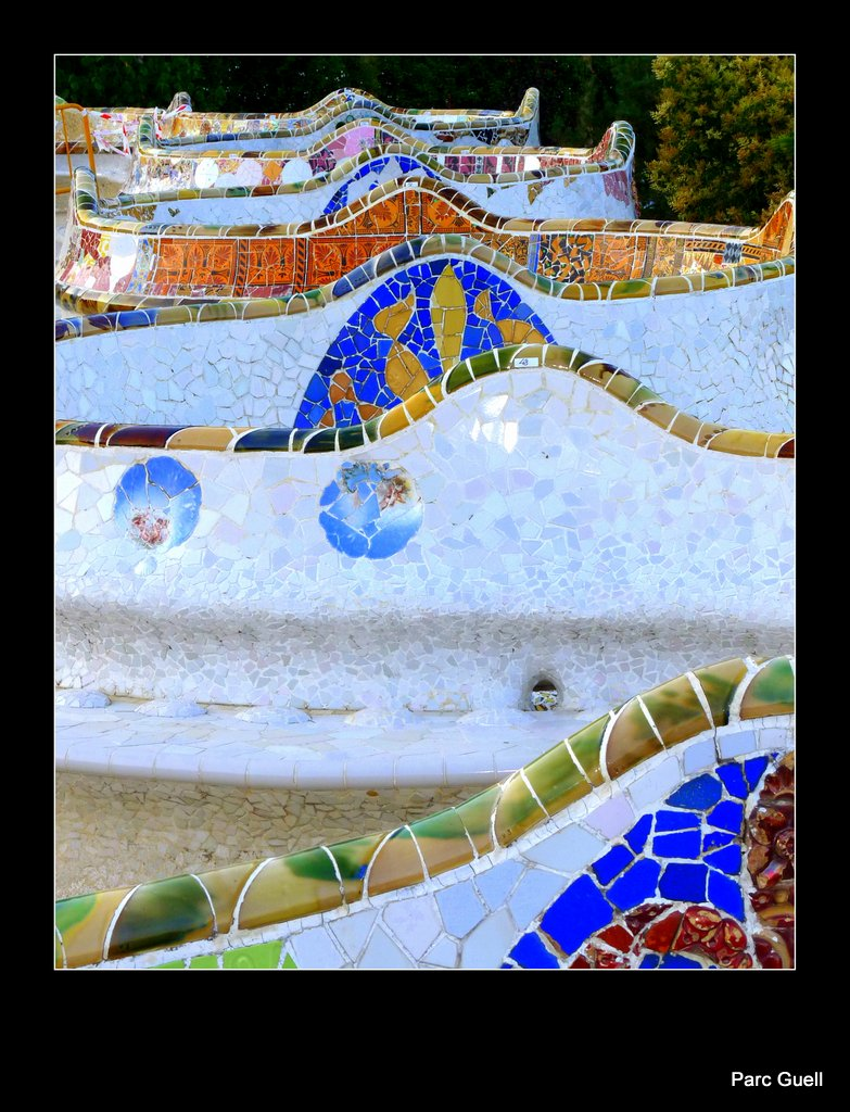 Mosaicos De Gaudi The World S Best Photos Of Gaudi And Mosaicos Flickr Hive Mind