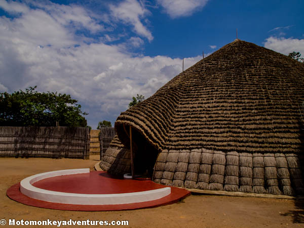 The Kings Traditional Palace, Rwanda