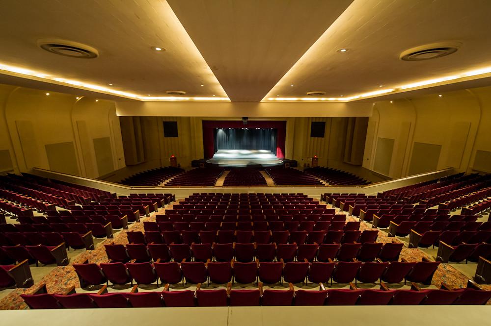 Spartanburg Memorial Auditorium Facility Information Spartanburg, SC