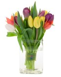 Tulips — Leanne and David Kesler, Floral Design Institute, Inc., in Portland, Ore.
