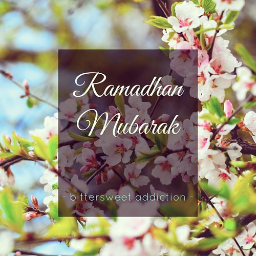 Salam Ramadhan buat semua! Semoga Ramadhan kali ini membawa lebih makna buat kita. Maaf dimohon jika ada tersalah tersilap, sengaja atau tidak. Allah bless us all! #ramadhan #ramadhan2016 #ramadhan_kareem #selamatberpuasa #happyfasting #kotabharu #kelanta