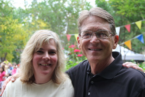 Karen and Dad