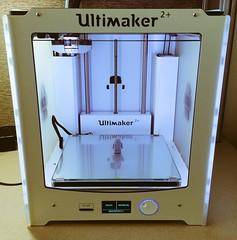 CS 3D Printer @ UOIT