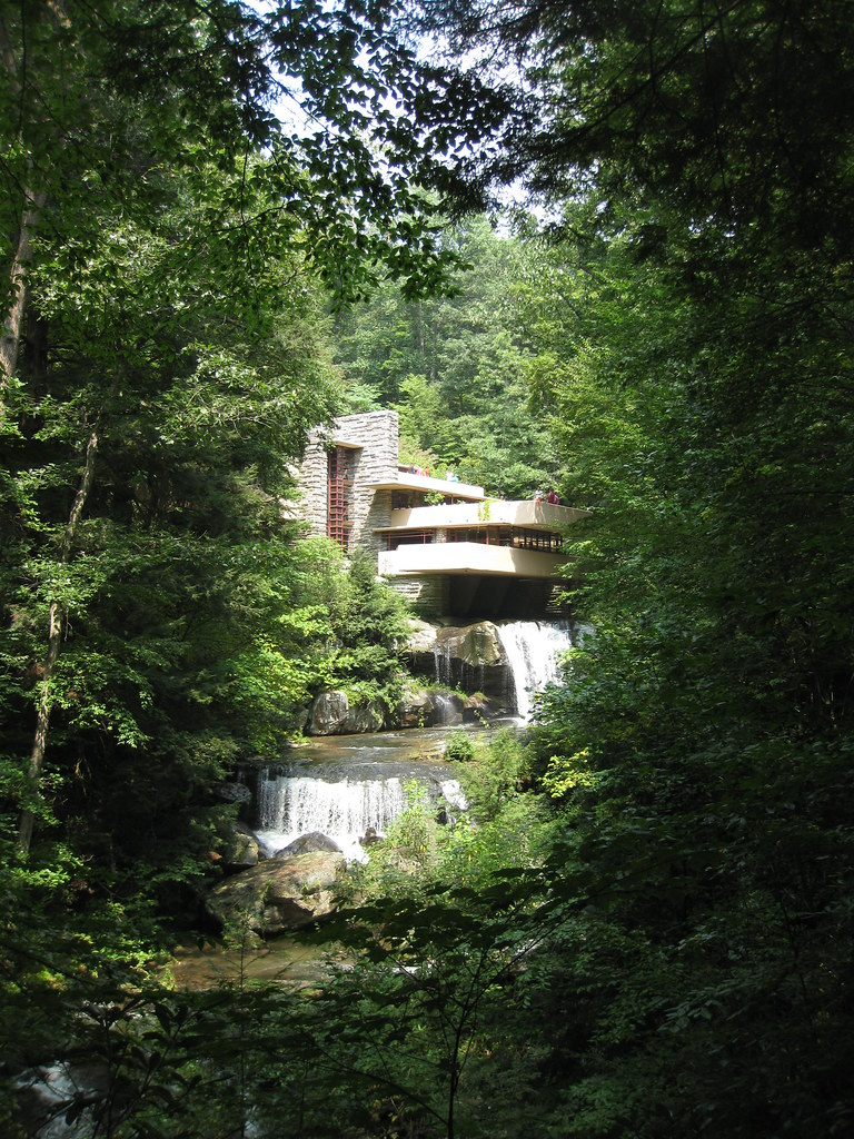 Falling Water House Usa The World S Best Photos Of House And Kaufman Flickr Hive Mind
