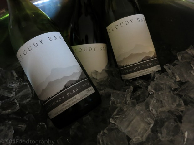 Cloudy Bay Vineyards Tasting