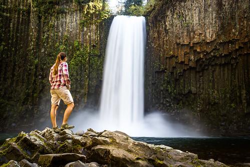 Abiqua Falls, Portland