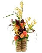Orchids — Leanne and David Kesler, Floral Design Institute, Inc., in Portland, Ore.