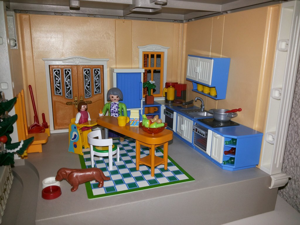 Dollhouse Playmobil The World S Newest Photos Of Dollhouse And Playmobil Flickr Hive