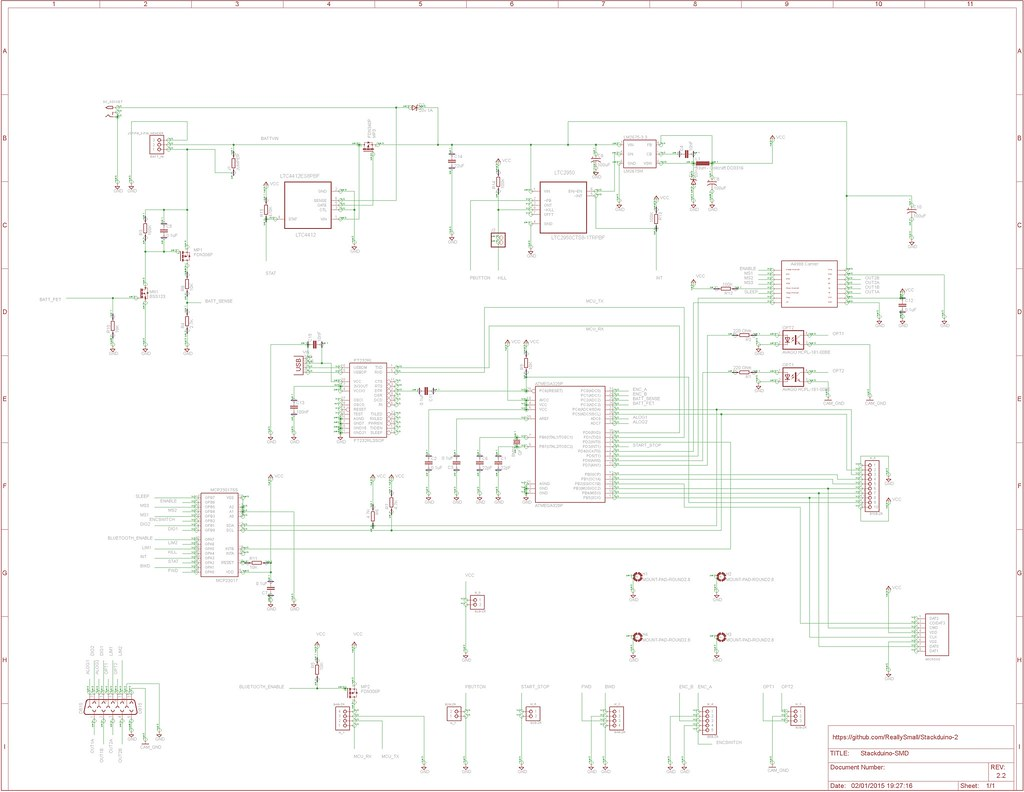 schematic of arduino in eagle cadsoft