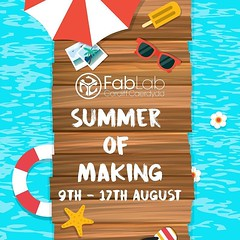 Summer of Making, two weeks of #making #fun #creativity #design #building #muchmore