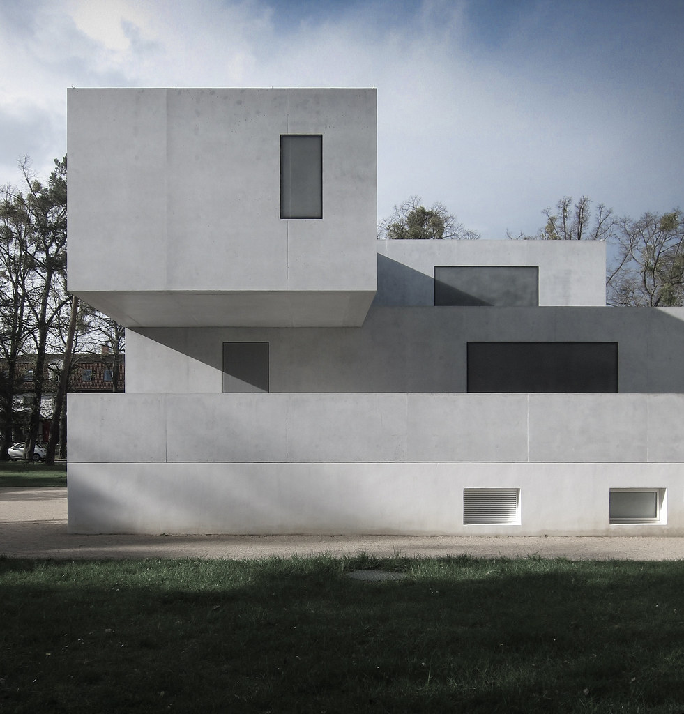 Beton Haus The World S Most Recently Posted Photos Of Bauhaus And Haus