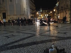 Place à Lisbonne