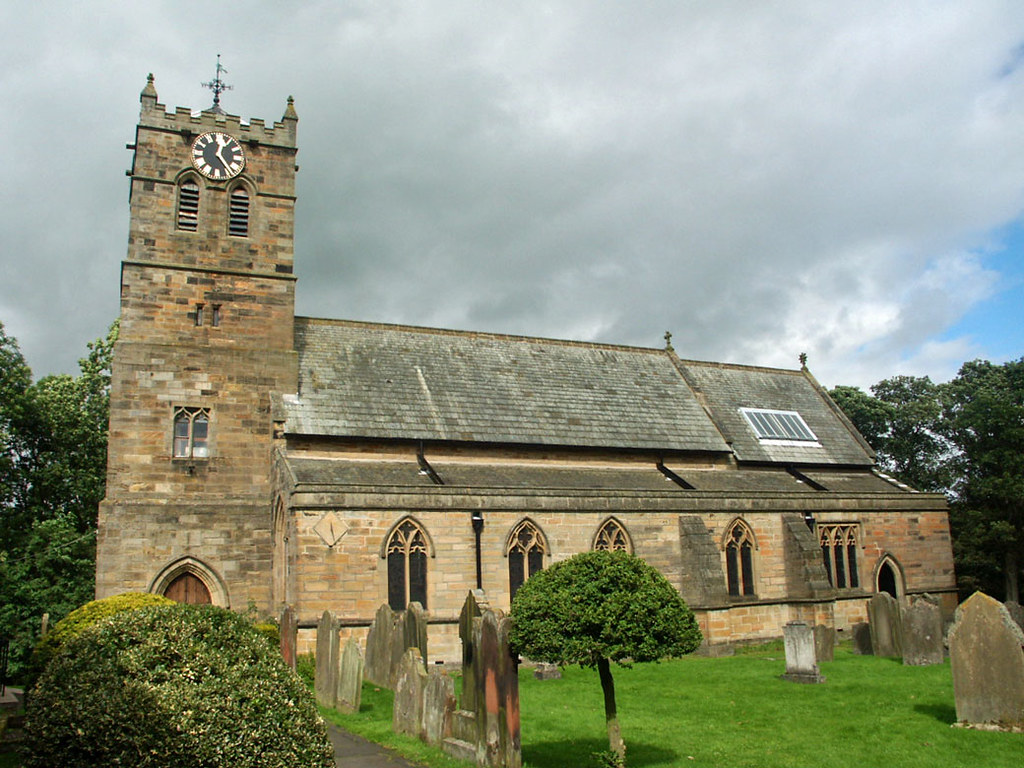 St Cuthberts Farmhouse The World 39s Best Photos Of Church And Stcuthbert Flickr