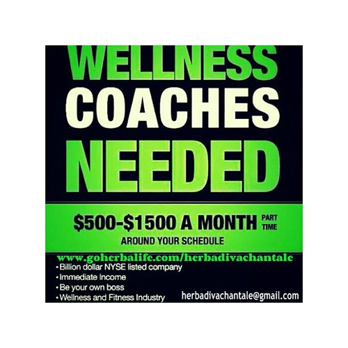 As a member distributor and wellness coach you will be getting in