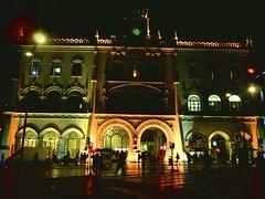 Batiment de l'office de tourisme à Lisbonne