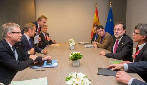 European+Council+Meeting%2C+28+June+2016