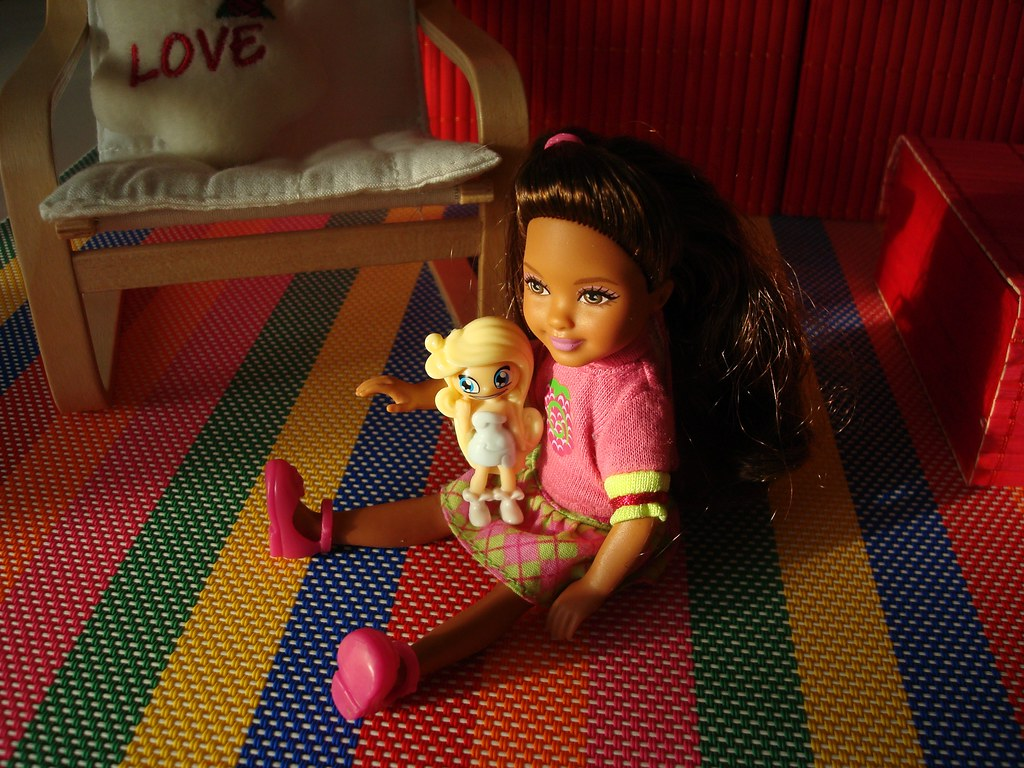 Poäng Sessel Kind The World 39s Best Photos Of Dolls And Ikea Flickr Hive Mind