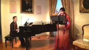 """""""Muzică pentru suflet"""" la Casa Mureșenilor"""