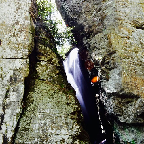 The beauty of #ravencliff #waterfall #getoutside #hiking #chasingwaterfalls #exploreGA