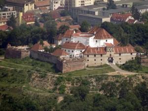 Aro Palace vrea să vândă Cetățuia Braşovului cu 3,5-4 milioane euro