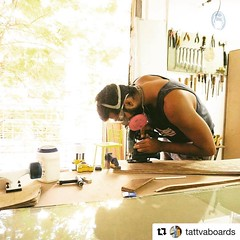#Repost @tattvaboards with @repostapp ・・・ Repost 📷 @cassiebroa!  After all the hype of the video and launching of it all, I'm back to grind! This photo is from a little while back, my boards have changed, techniques have been modified but the stoke