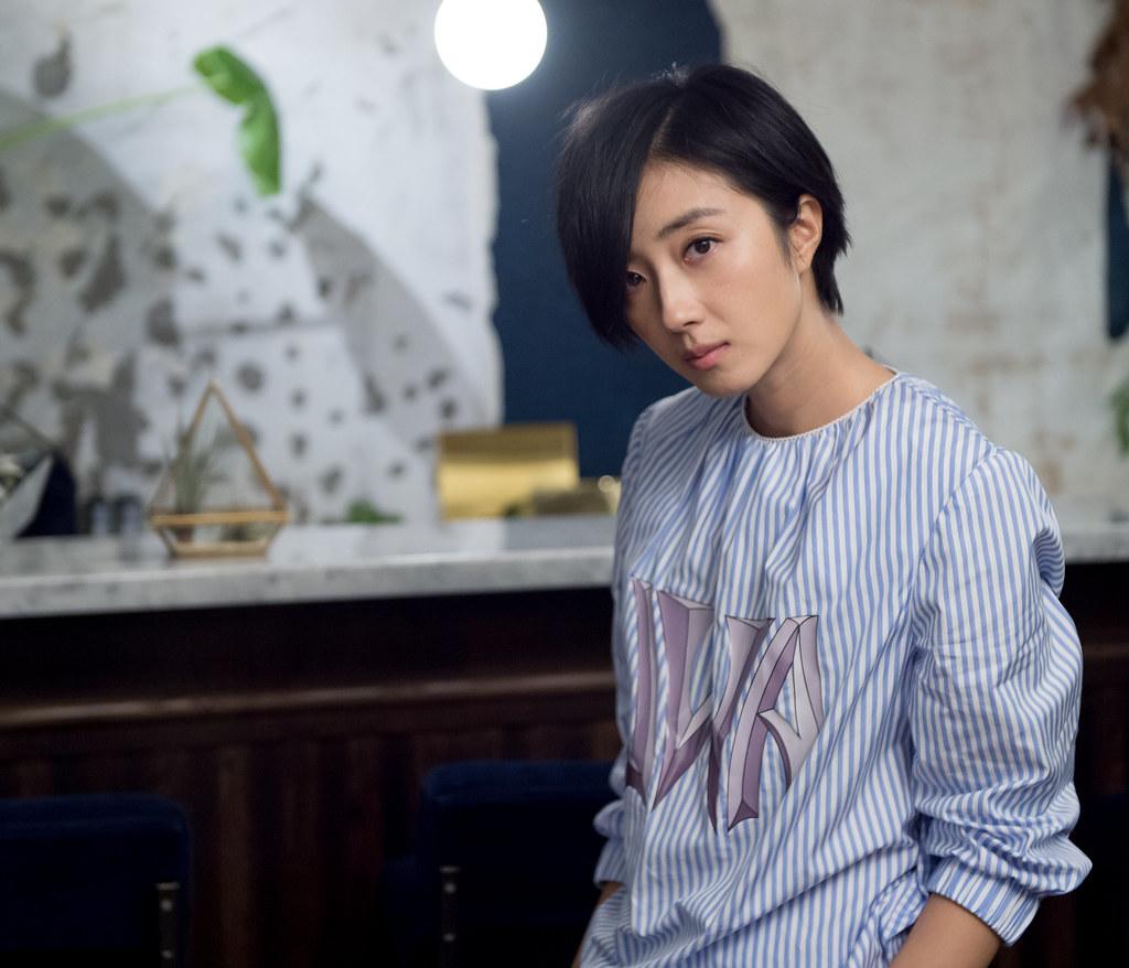 吳拍子,電影專訪,德布西森林,桂綸鎂,婚攝雲憲,台北,人像風格