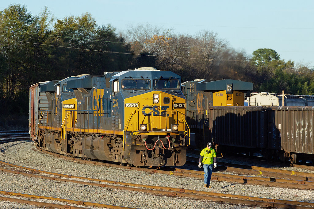 The World\u0027s Best Photos of conductor and csx - Flickr Hive Mind