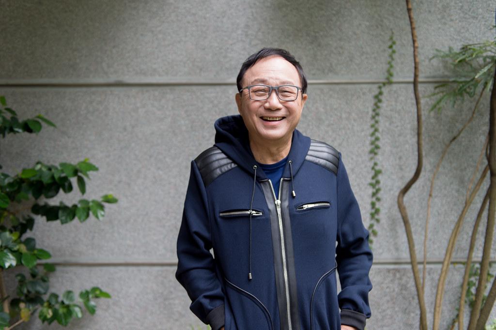 吳拍子,電影專訪,一路順風,許冠文,婚攝雲憲,台北,人像風格