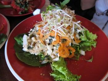 Mineral salad