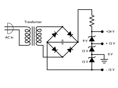 Basics Introduction to Zener Diodes Evil Mad Scientist Laboratories