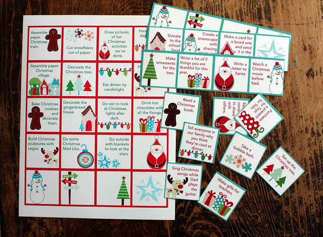 Create the best fun-filled advent calendar - Rookie Moms - create a picture calender