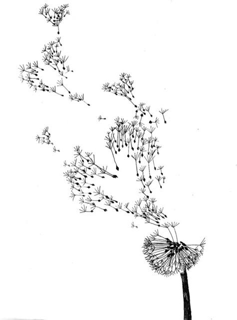 Dandelion Png 1000+ ideas about dandelion art on pinterest - border templates word