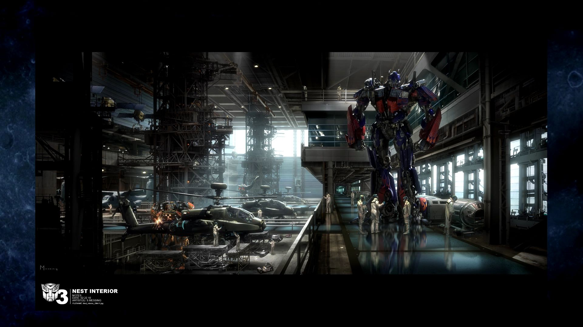 Fall Of Cybertron Wallpaper Hd Dotm Another Part Of Concept Arts Tfw2005 The 2005 Boards