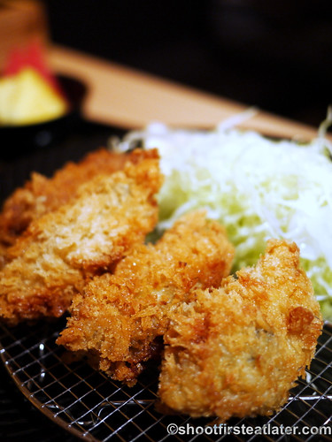 fried jumbo oysters