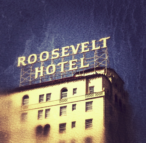 Roosevelt Hotel by That Girl Crystal