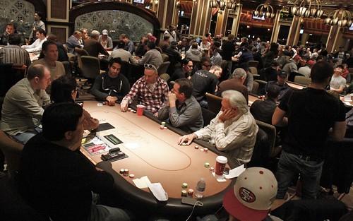 Welcome to WPT Bellagio Five Diamond Five Diamond World Poker