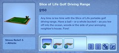 Slice of Life Golf Driving Range