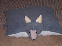 Wolf Zoo Baby Pillow Pet | Flickr - Photo Sharing!