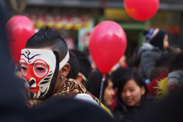 Chinese New Year Parade 2012