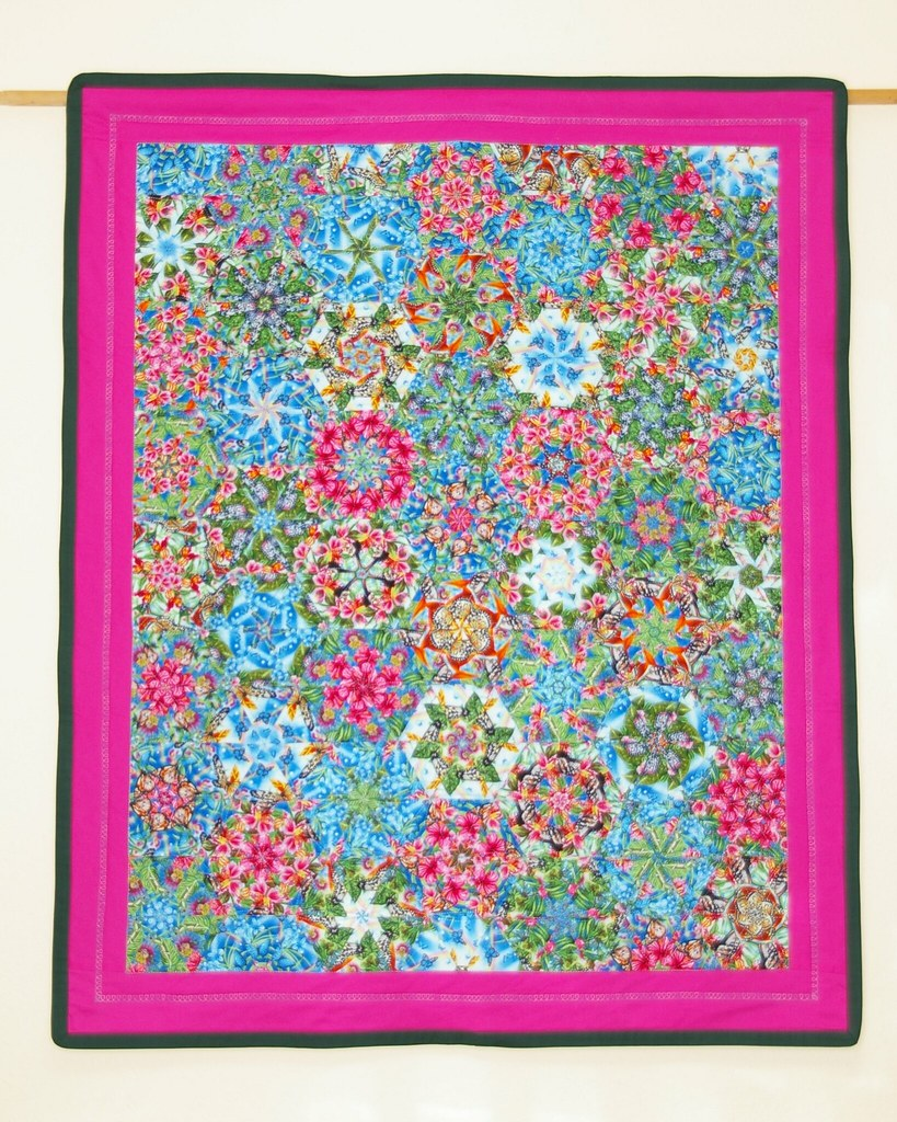 Quilt Wandbehang Wandbehang One Block Wonder Wandbehang One Block Wonder Qu