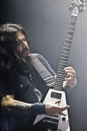 machine head 17
