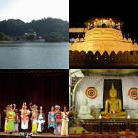Cultural evening in Kandy